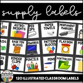120 Supply Labels With Pictures