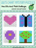 120's Chart Mystery Puzzles