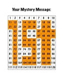 120's Chart Mystery Message -1st
