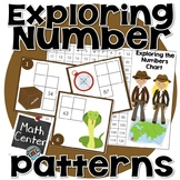 120s Chart- Number Patterns Exploration +10, -10, +1, -1