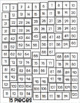 120s Chart Puzzles - 12 Puzzles, 11-24 Pieces Differentiated