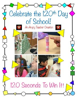 120th Day 120 Seconds to Win It Games!