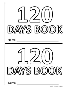 120th Day Book