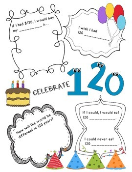 120th Day Celebration Packet