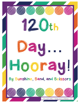 120th Day... Hooray!