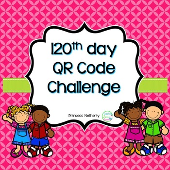 120th Day QR Code Challenge