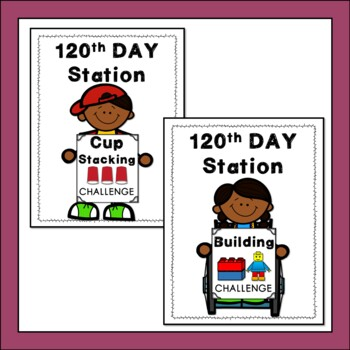 120th Day Station Signs
