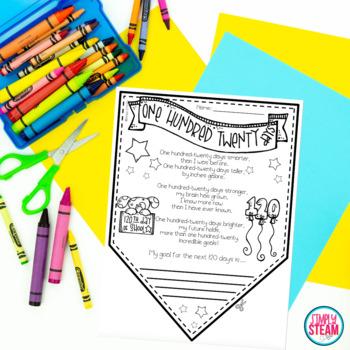 120th Day of School Celebration Bundle