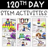 120th Day of School Activities | STEM Activities
