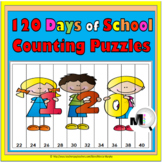120th Day of School Number Puzzles - Numbers 1-120 {120 Days}