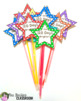 120th Day of School Gift Tags/Glow Wands