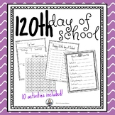 120th Day of School Pack