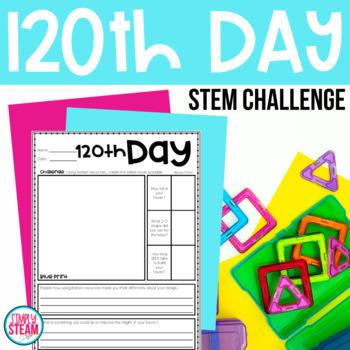 120th Day of School STEM Challenge