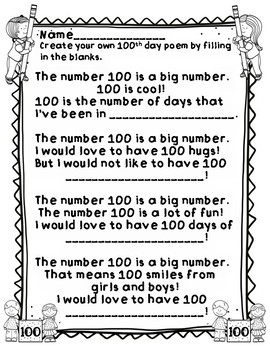 120th and 100th Day of school Readers, Certificates, Activities and MORE!