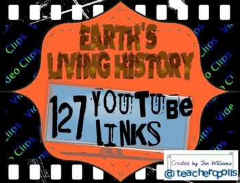 127 Earth's Living History Interactive Web Sites & YouTube