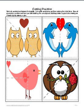 121 Pg Valentine's Day Junior Printable Worksheet and Activities Pack
