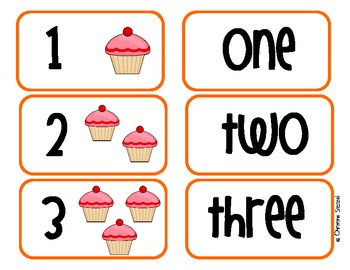 1,2,3 Count! {8 Hands-On Number Sense Centers}