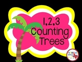 1,2,3 Counting Trees Freebie