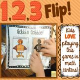 1,2,3 FLIP A Thanksgiving Game!