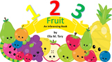 Pre-Order 1,2,3 Fruit An Inferencing Book by Ella M. Tary