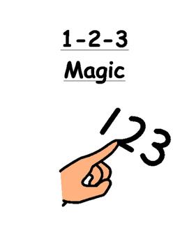 123 Magic Social Story