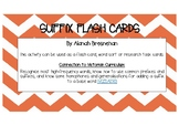 123 Suffix Flash Card and Title Cards with examples