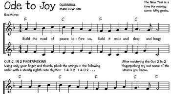 123 Ukulele Play! - a one-year curriculum for teaching beginning ukulele