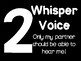 123 Voice Level Descriptions