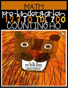 123 to the Zoo by Eric Carle $1 Deal