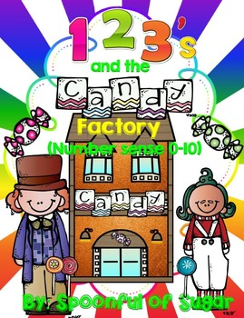 123's and the Candy Factory! ( Numbers 1-10 Unit)