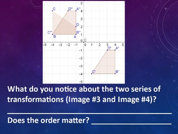 1.2.6 Transformational Sequences