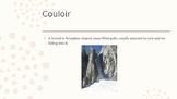 127 Hours/ Between a Rock and a Hard Place Vocabulary Powerpoint