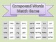 SPELLING Over 100 Compound Words Journal Literacy Center G