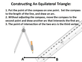 1.2.8 Equilateral Triangle Construction