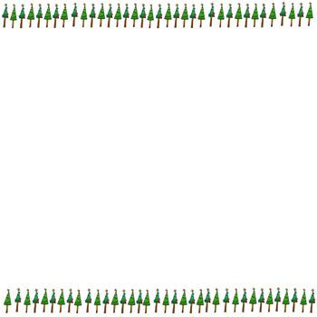 12x12 Christmas Theme Digital Stationery