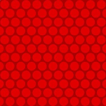 12x12 Digital Paper - Essentials: Jumbo Polka Dots (Inverted)