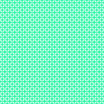 12x12 Digital Paper - Basics and White: Circle Flower - Inverted (600dpi)