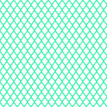 12x12 Digital Paper - Essentials & White: Moroccan - Inverted (600dpi)