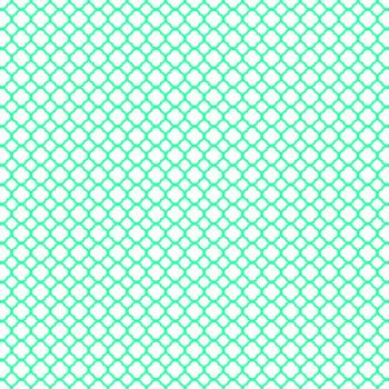 12x12 Digital Paper - Essentials & White: Quatrefoil - Inverted (600dpi)