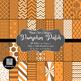 12x12 Digital Paper - Color Scheme Bundle: Fall (600dpi)