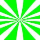 12x12 Digital Paper - Essentials & White: Sunburst (600dpi)