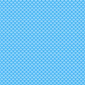 12x12 Digital Paper - Essentials: Scalloped (Inverted)