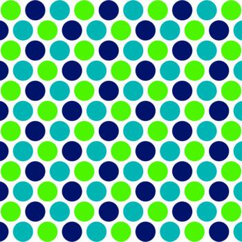 12x12 Digital Paper - Multi-Color Collection: Lagoon
