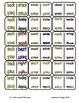 12x12 Word Family Dominoes