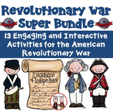 Colonial America Revolutionary War Super Bundle