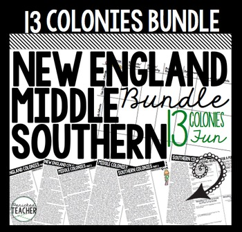 13 COLONIES BUNDLE