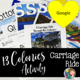 13 Colonies - Thirteen Colonies Writing Activity