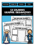 13 Colonies Organizers