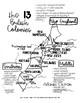 13 British Colonies Anchor Chart/Printable