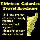 13 Colonies Brochure